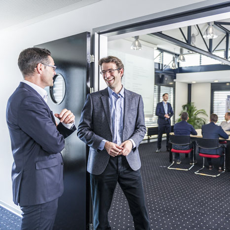 Noventa Consulting Lean Best Practice Events
