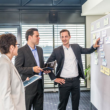 Noventa Consulting Individuelle Vorgehensplanung