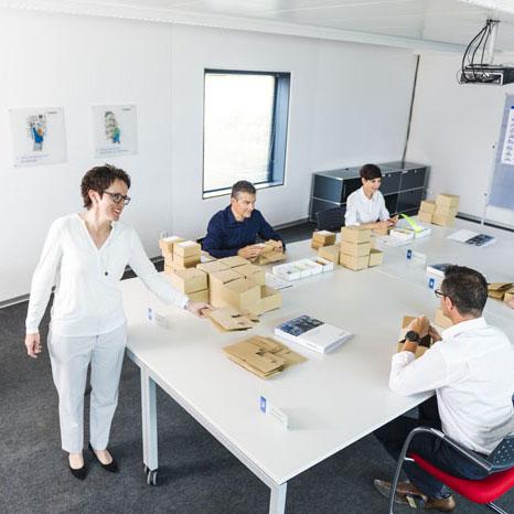Noventa Consulting Trainings der Lean Akademie