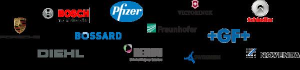 Unternehmen & Marken der Produktionsmanagement-Tagung