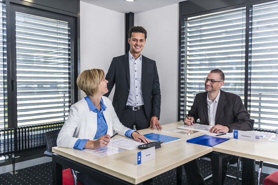 Noventa Consulting Planspiel Lean Administration
