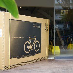 Noventa Consulting-Lean Blog VanMoof Bike Box